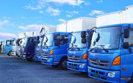 物流 トラック